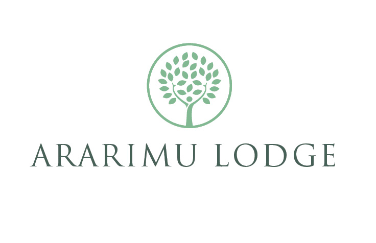 Logo Design & Branding Ararimu Lodge