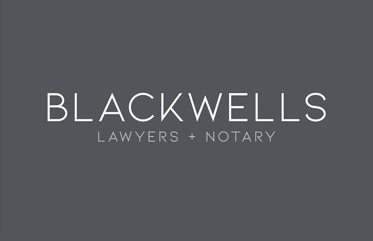 Logo Design & Branding Blackwells Law