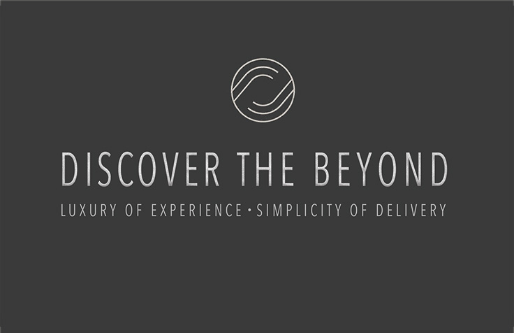 Logo Design & Branding Discover The Beyond