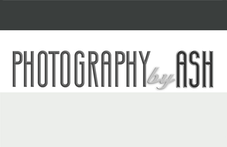 Logo Design & Branding: Photography by ASH UK