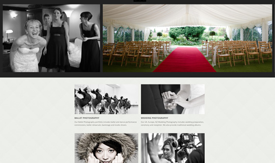 Photography by Ash branding + web design UK